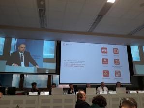 Silna reprezentacja z Konina o transformacji regionu w Brukseli