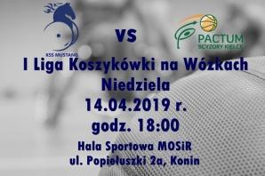Sportowy weekend: Mustang Konin powalczy o awans do finału