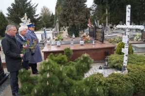 Słupca. W 79. rocznicę uczcili pamięć ofiar zbrodni katyńskiej