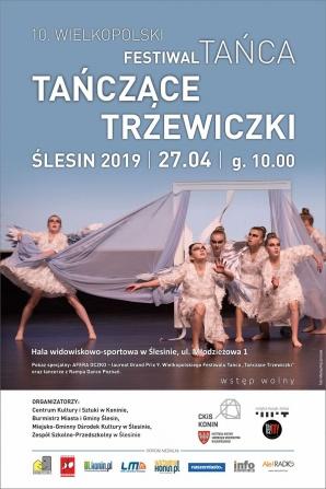 """10. Wielkopolski Festiwal Tańca """"Tańczące trzewiczki"""""""