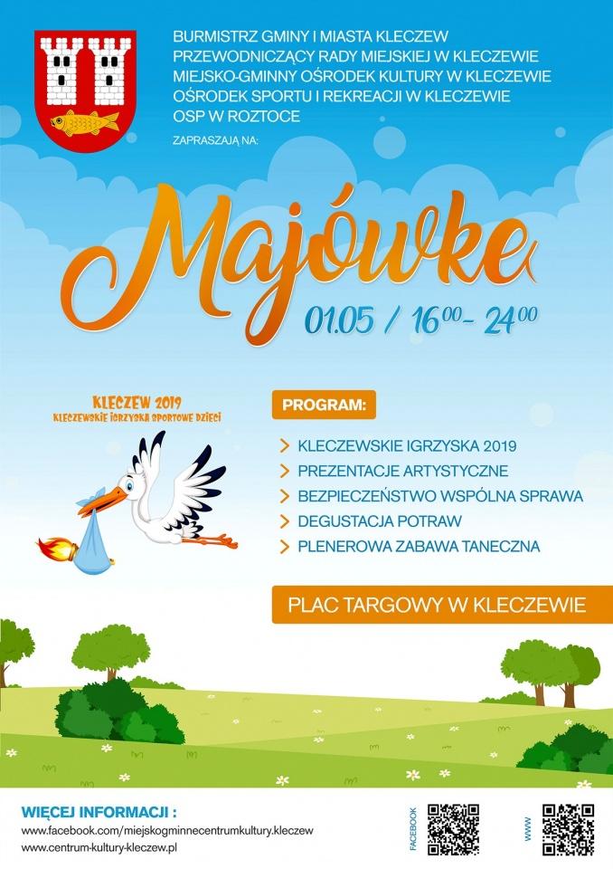 W długi weekend w gminach powiatu konińskiego będzie się działo