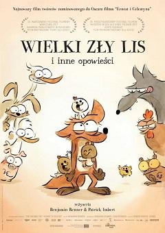 """Kinokids - """"Wielki zły lis i inne opowieści"""""""