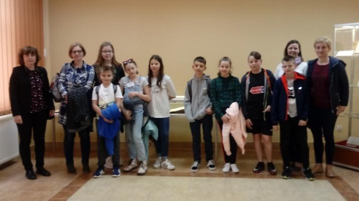 Uczniowie w grze miejskiej podążali śladami Zofii Urbanowskiej