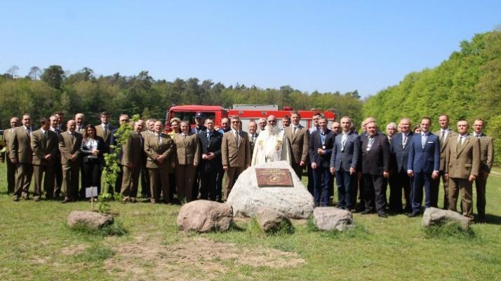 Aleja Lipowa w Bieniszewie. Drzewa posadzili samorządowcy