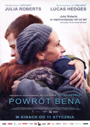 """filmowe spotkania seniora """"BOWRÓT BENA"""""""