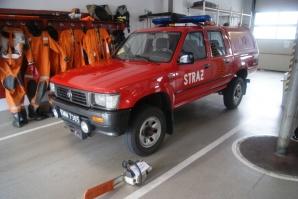Specjalistyczny sprzęt trafił do jednostek OSP z Konina i powiatu