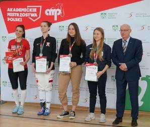 Puchar Świata Seniorek w Szabli. Sylwia Matuszak w 1/32 finału