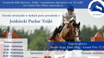 Festyn i zawody jeździeckie. To eliminacje do Pucharu Trójki