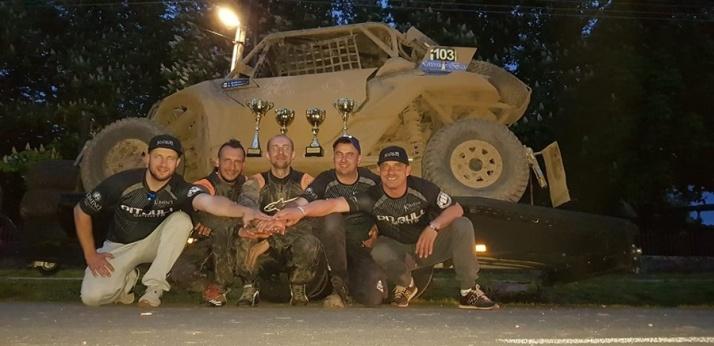 Kamena Rally Team zwyciężył na Riverside Baja w klasie UTV