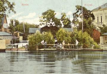 Sto lat temu pływali i badali Wartę, a zimą jeździli na łyżwach