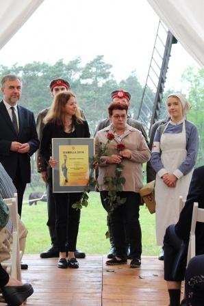 Nagroda dla muzeum za renowację kości szkieletu słonia leśnego