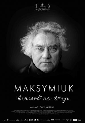 """65. OKFA - pokaz filmu """"Maksymiuk. Koncert na dwoje"""" i spotkanie z reżyserem Tomaszem Drozdowiczem"""