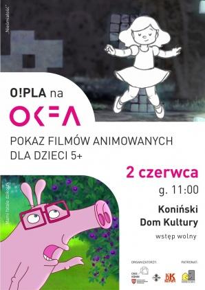 65. OKFA - filmy animowane dla dzieci 5+