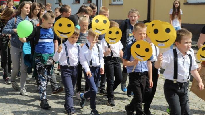 Powiatowe Dni Rodziny i Gminny Dzień Dziecka na Dniach Kramska