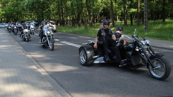 Motocykliści uczcili 30. rocznicę czerwcowych wyborów
