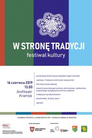 """Niedziela na ludowo - Festiwal Kultury """"W stronę tradycji"""""""