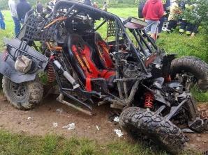 Po wypadku Kamena Rally Team wycofuje się z mistrzostw Polski