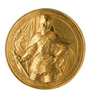 Licheń. Złoty medal upamiętniający zdarzenie sprzed ponad 400 lat