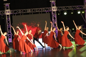 Rytmix zatańczy na koniec roku artystycznego. Koncert w Golinie