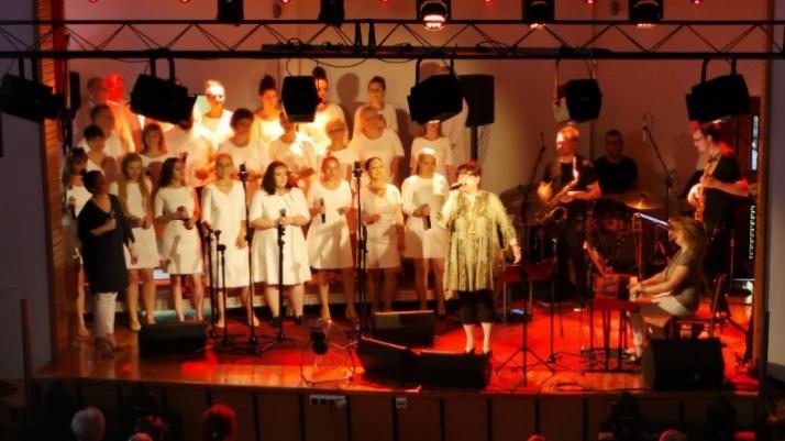 """Tegoroczny """"Gospel nad Wartą"""" odbył się w gorących klimatach"""