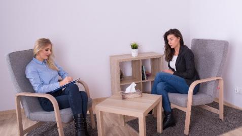 Pierwsza wizyta u psychologa