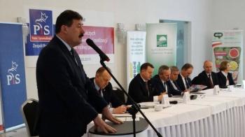 R. Bartosik wiceprzewodniczącym Komisji Rolnictwa i Rozwoju Wsi