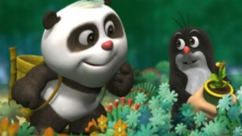 Filmowe Poranki: Krecik i Panda, cz. 3