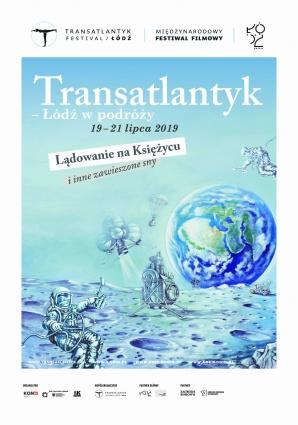 Konin. Lądowanie na księżycu, czy Transatlantyk - Łódź w podróży