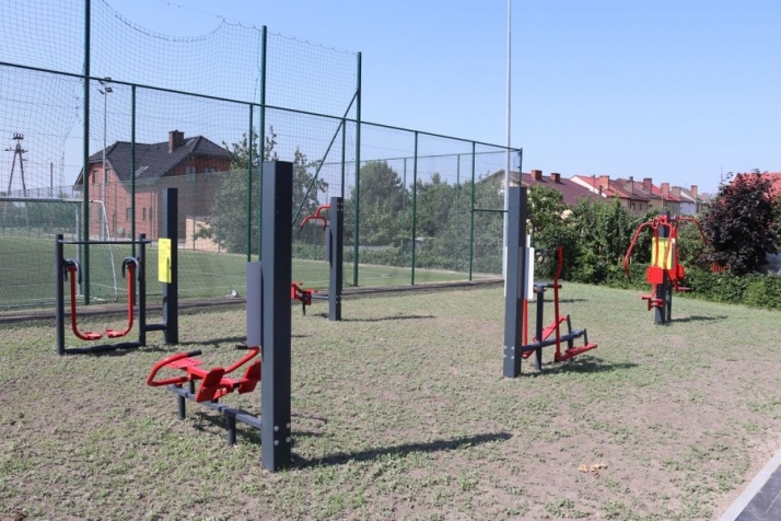 Rzgów. W trzech miejscach gminy powstały strefy aktywności