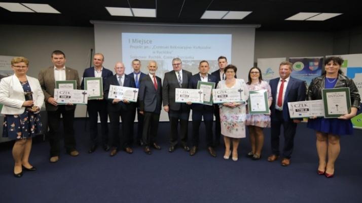 Nagrodzono najlepsze inicjatywy powstałe z funduszu sołeckiego