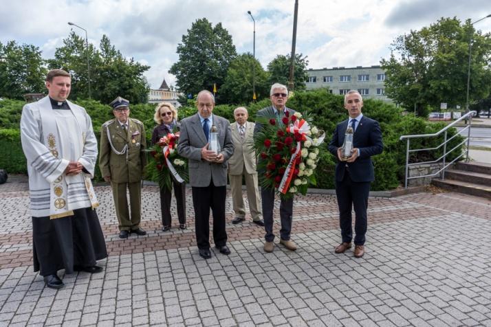 Skromną uroczystością uczcili pamięć pomordowanych na Wołyniu