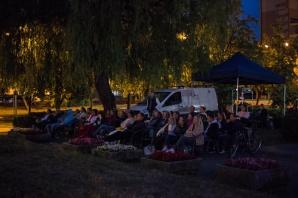Kino pod gwiazdami. Kolejny film przed Konińskim Domem Kultury
