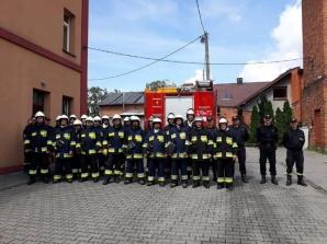 Zdali egzamin strażacki. Nowi druhowie OSP w powiecie konińskim