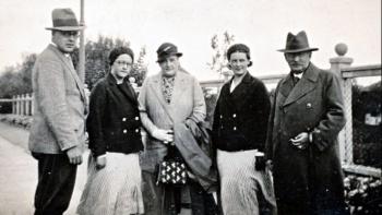Z majątku w Kazimierzu, przez obóz koncentracyjny do pegeeru