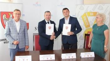 Stare Miasto. Nowe zaplecze sportowe powstanie w Ruminie