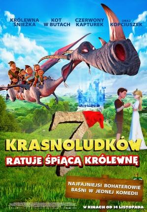 """Sobota w KzR: """"Siedmiu krasnoludków ratuje śpiącą królewnę"""""""