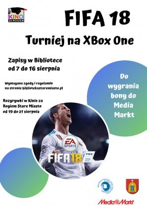 Dla pasjonatów komputerowych FIFA 18 na Xbox One