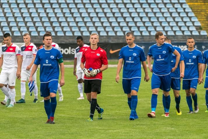 III liga. Pechowa porażka Górnika Konin. 0:2 z Polonią Środa Wlkp.