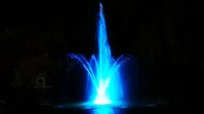 Aktywne sołectwo. W Lubomyślu powstała podświetlana fontanna