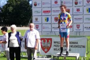 Cztery medale konińskich kolarek na mistrzostwach Wielkopolski