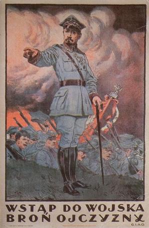 Order Orła Białego należący do gen. Józefa Hallera w muzeum