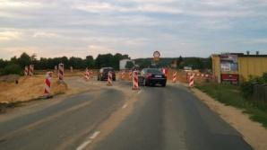 Przebudowa ul. Kleczewskiej. Niewielkie utrudnienia na drodze