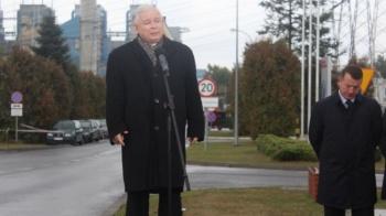 Jarosław Kaczyński w Koninie. Związkowcy ZE PAK piszą do prezesa