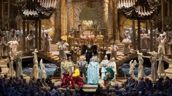 MET Opera: Turandot - otwarcie sezonu
