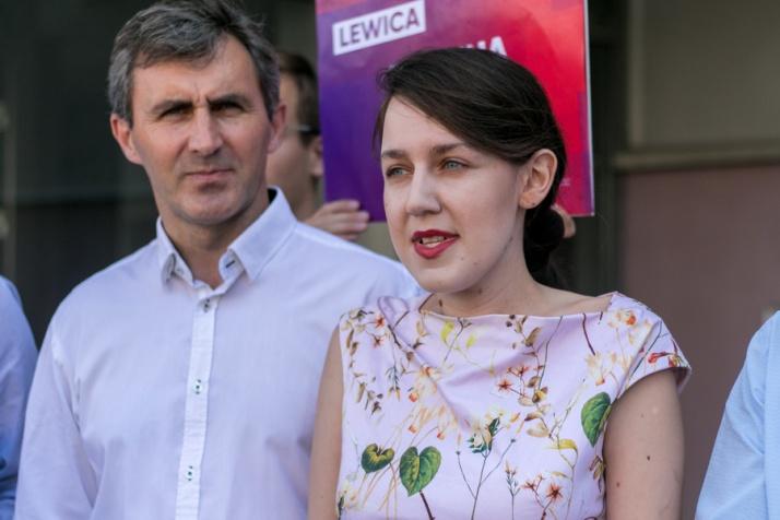 Lewica zebrała dziesięć tysięcy podpisów i walczy o dwa mandaty