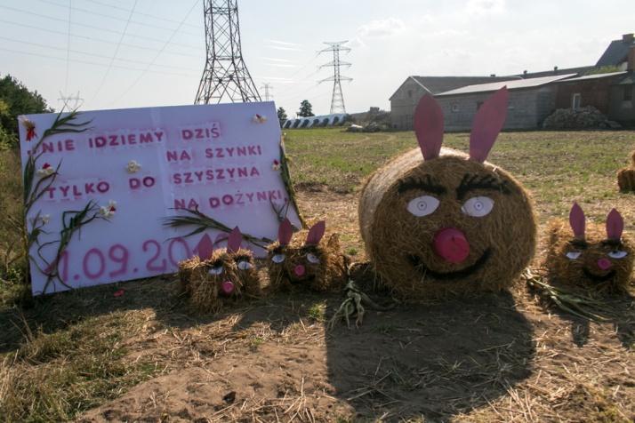 Dożynki. W Szyszynie dziękowali rolnikom za całoroczny trud