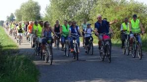 Tour de Grodziec. Rowerzyści przejechali w gminnym rajdzie