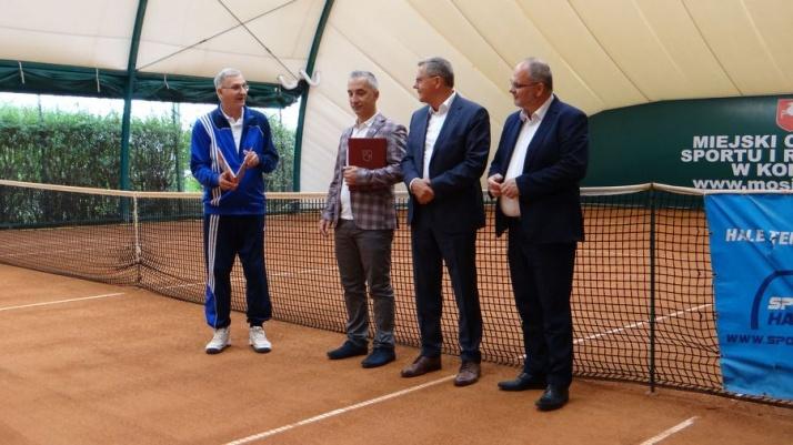 Koniński Klub Tenisowy obchodził 27. rocznicę swojego powstania
