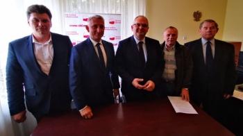 Konin. Wspólny kandydat opozycji. Lewica poparła Macieja Sytka