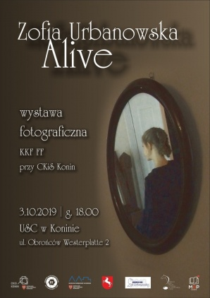 Zofia Urbanowska Alive - otwarcie wystawy fotograficznej